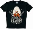 Logoshirt - Looney Tunes - Say Your Prayers! Shirt