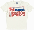 LOGOSHIRT - THE BEATLES - FOUR FRIENDS SHIRT