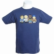 TOONSTAR SHIRT - BLING TEAM - BLAU