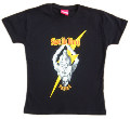 SHOW NO MERCY - GIRLIE-SHIRT