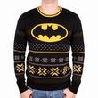 Batman Winter Pullover Logo