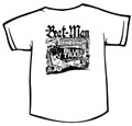 BEAT-MAN - BLUES TRASH - KIDS-SHIRT