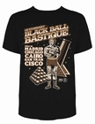 BLACK BALL BASTIQUE - STEADY CLOTHING T-SHIRT