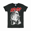 Logoshirt - Star Wars Shirt R2/D2 Schwarz