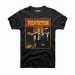 Pulp Fiction T-Shirt Cover Vincent Vega & Jules Winnfield