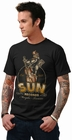 ROOSTERBILLY SUN RECORDS - STEADY CLOTHING T-SHIRT