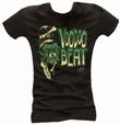 Shrunken Head - Girl Shirt schwarz