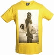 STAR WARS SHIRT - CHUNK - WOOKIE SURFER - YELLOW