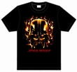 STAR WARS SHIRT - DARTH VADER FLAMMEN
