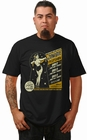 ZOMBIE PEEP SHOW - STEADY CLOTHING T-SHIRT
