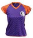 FUSSBALL SHIRT - SOCCERSHIRT TIFFANY - GIRL
