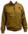 TROJAN HARRINGTON JACKE - NATURAL