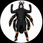 Spinnen Kostüm Erwachsene