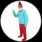 Papa Schlumpf Kostüm - Erwachsene