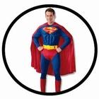 SUPERMAN KOSTÜM ERWACHSENE