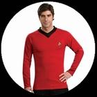 Star Trek Klassik Kostüm - Rot
