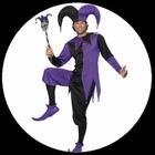 Hofnarr Kostüm (Jester)