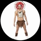 Village People Indianer Kostüm - YMCA