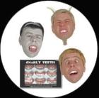 Falsche Zähne - Gebisse - Gnarly Teeth