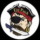 Augenklappe Pirat Deluxe