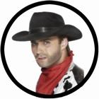 Cowboy Hut - Revolverhelden Hut