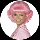 Frenchy Per�cke pink 50er Jahre