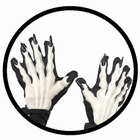 8 x HORROR MONSTER H�NDE HANDSCHUHE