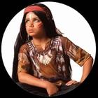 T-Shirt Indianer - Kinder Kostüm