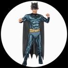 Batman Kinder Kostüm Deluxe - DC Comic