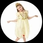 Belle Kostüm Kinder - Die schöne und das Biest