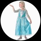 Elsa Eiskönigin Premium Kinder Kostüm - Disney
