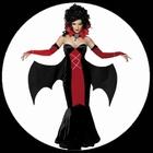 Gothic Vampir Kostüm Damen