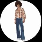 70er Retro Kostüm