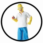 HOMER SIMPSON KOST�M ERWACHSENE - THE SIMPSONS