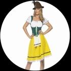 Oktoberfest Kostüm - Dirndl Kostüm