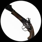 Pistole Pirat Donnerbüchse