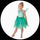 Pixie Tinker Bell Pirate Fairy Kinder Kostüm - Disney