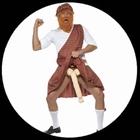 Schottenkostüm - Well Hung Highlander Kostüm