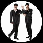 Schulze und Schultze Kostüm - Tim und Struppi