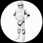 Stormtrooper Kinder Kostüm Deluxe EP7 - Star Wars