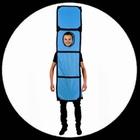 Tetris Kostüm I