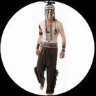 Tonto Kostüm - Lone Ranger
