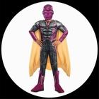 Vision Avengers 2 Deluxe Kinder Kostüm - Marvel