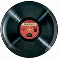 VINTAGE AUDIO - MELAMIN TELLER LP