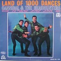 1 x CANNIBAL AND THE HEADHUNTERS - LAND OF 1000 DANCES