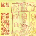 3 x BO DIDDLEY - SPRING WEEKEND 1959