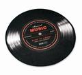 1 x RECORD MUSIC TEPPICH SCHALLPLATTE