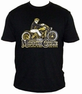 5 x DAVID VICENTE - MOTORCYCLE - SHIRT