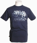 4 x STAR WARS SHIRT CHUNK - CONSTRUCTION - NAVY