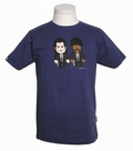 3 x TOONSTAR SHIRT - HITMEN - NAVY